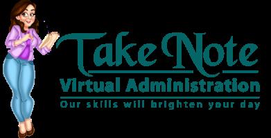 Take Note Virtual Administration